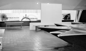Progetto e realizzazione dell'allestimento per lo stand dell'Isola alla Fiera di Cagliari