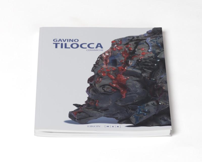 Edizione del volume sulle opere d'arte di Gavino Tilocca