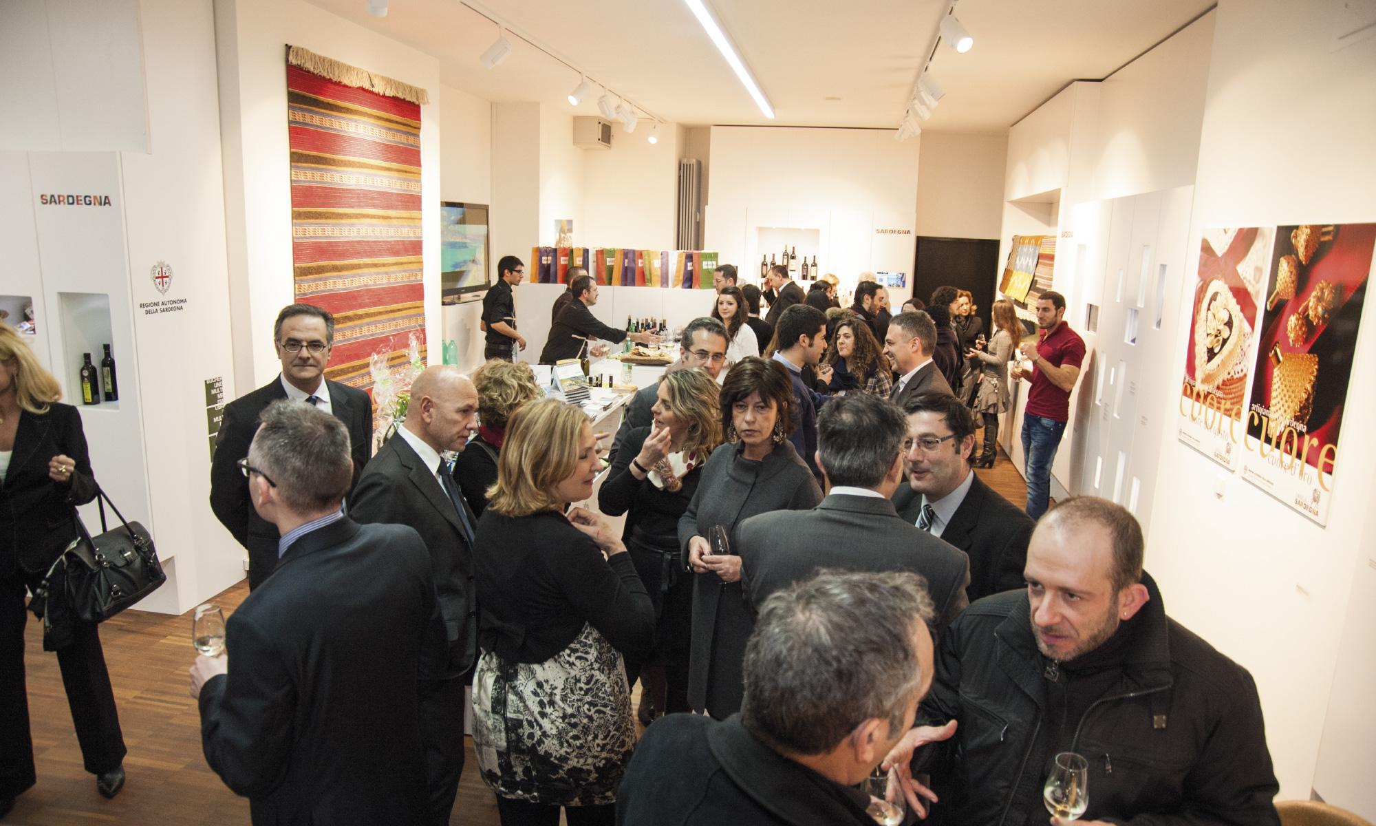 Evento inaugurale del Sardegna Store di Berlino