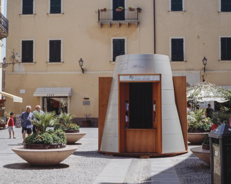 Organizzazione evento promozionale per il parco letterario Grazia Deledda