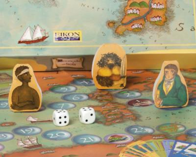 Design del gioco didattico C'era una volta un'Isola